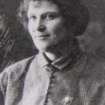 Хохрякова Валентина Павловна