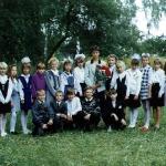 Выпуск 2004 года. 5 класс