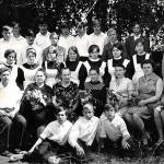 1972 год 8 класс