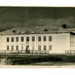 Школа в год постройки