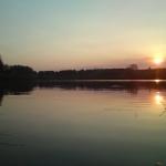 Колонский пруд. Серпы
