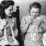 Плетение кружев