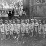 Детский сад. 1935 год