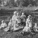 В детском саду. 1935 год