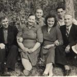 Семья Фокиных и Пшенко