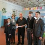 Встреча с писателем Владимиром Селивёрстовым. 13 мая 2014.
