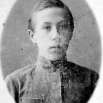 Кедров Евгений Иванович - сын священника