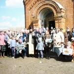 Освящение Покровской церкви