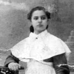 Кедрова Ольга Ивановна