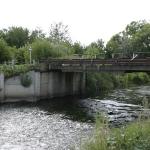 Ирский мост (недалеко от мельницы)