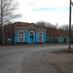 Центр села Ленинское