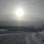 Зима в Ленинском