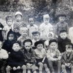 Дети. 1957 год.