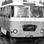 Колхозный автобус