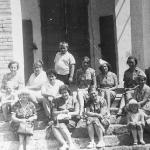 Поездка в Тарханы. 1972 год