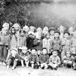 Прогулка детского сада 1963 год