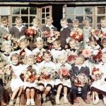 До свиданья детский сад и наши воспитатели. 1964 год